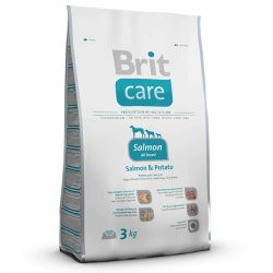 Brit Care Salmon All Breed 3kg