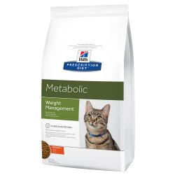 Hill's (PD) Prescription Diet Feline Metabolic 4 kg