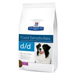 Hill's (PD) Prescription Diet Canine D/D Duck & Rice