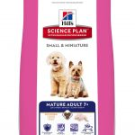 Hills SP Canine Mature Adult 7 Plus Small and Miniature Chicken 1.5 kg PM