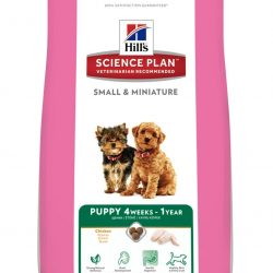 Hills SP Canine Puppy Small and Miniature Chicken plus Turkey 1.5 kg