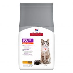 Hills SP Feline Adult Sensitive Skin 1.5 Kg