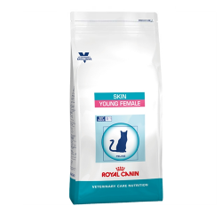 Royal Canin Young Female Skin 1