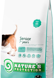 NATURES PROTECTION DOG SENIOR 4 KG