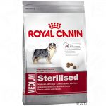 12kg Medium Adult Sterilised Royal Canin Size Hran? uscat? câini ZO