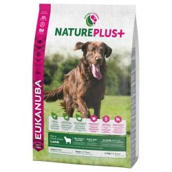 14kg Adult Large Dog NaturePlus+ Eukanuba - Miel