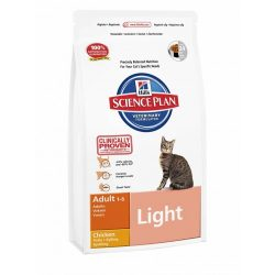 Hills SP Feline Adult Light cu pui 10kg