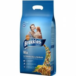 Brekkies Dog Excel Mix Peste