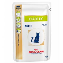 Royal Canin Diabetic Cat plicuri 12 X 100g