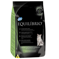 Equilibrio Cats Adult Castrate