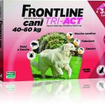 Frontline Tri-Act 40-60 kg 3 pipete PM