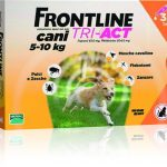 Frontline Tri-Act 5-10 kg 3 pipete PM