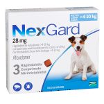 NEXGARD MEDIUM DOG - 3 cpr masticabile (4-10 kg) PM