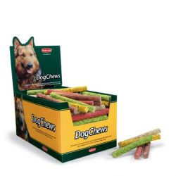 Dog Chews Baton Color 150buc