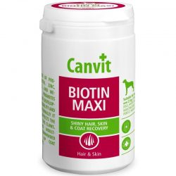 Canvit Biotin Maxi for Dogs