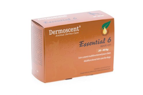 Dermoscent Essential 6 Spot-on Caine 20-40kg