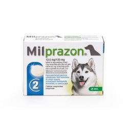 Milprazon Dog 12.5 / 125 mg (> 5 kg)