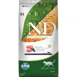 N&D Grain free Cat Lamb and Blueberry Adult