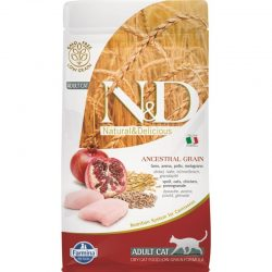 N&D Low Grain Cat Chicken and Pomegranate