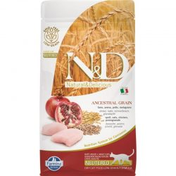 N&D Low Grain Cat Chicken and Pomegranate Neutered