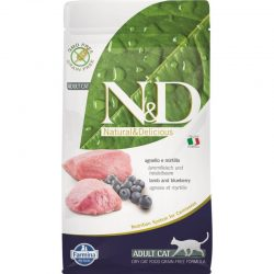 N&D Low Grain Cat Lamb and Blueberry Adult 1.5 kg