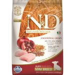 N&D Low Grain Chicken and Pomegranate Puppy Mini, 7 kg PM