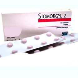 Stomorgyl 2 mg 20 comprimate