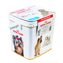 Royal Canin Giant Puppy Welcome Home Kit