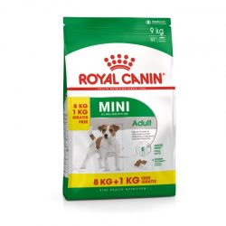 Royal Canin Mini Adult 8 Kg + 1 kg GRATIS