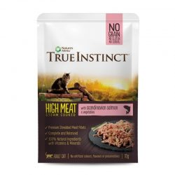 True Instinct Cat No Grain Adult cu Somon