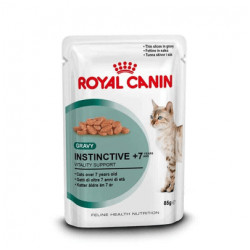 ROYAL CANIN INSTINCTIVE +7 în sos 12 x 85 g