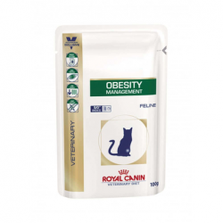 ROYAL CANIN Vet Cat Obesity Management 12 x 100 g