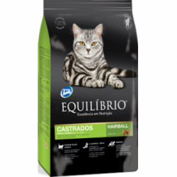 Equilibrio Cats Adult Castrate 7.5 kg