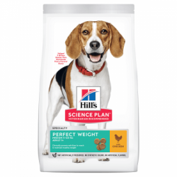 Hill's SP Canine Adult Perfect Weight Medium Pui