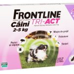 Frontline Tri-Act 2-5 kg 3 pipete PM