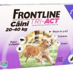 Frontline Tri-Act 20-40 kg 3 pipete PM